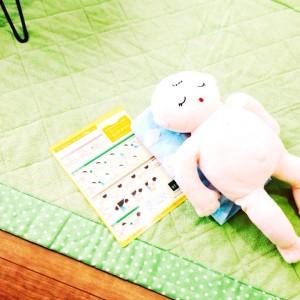 高崎ベビーマッサージ