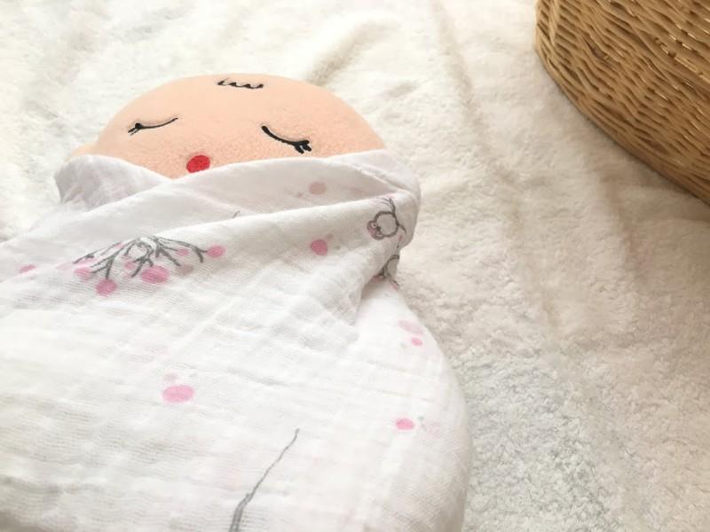 高崎 おくるみ 妊婦 新生児 ベビー